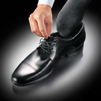 Stretch-Schnürsenkel, 6 Paar Ruck-zuck: Schnürschuhe an und aus. So bequem wie Slipper.