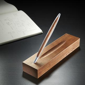 """Pininfarina Ethergraf®-Stift Der """"Bleistift"""" fürs Leben: Muss nie gespitzt werden. Und verschleißt nicht."""