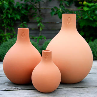 Oya™ Bewässerungsgefäß Wurzelbewässerung spart bis zu 70 % Wasser und schenkt Ihnen Freizeit.