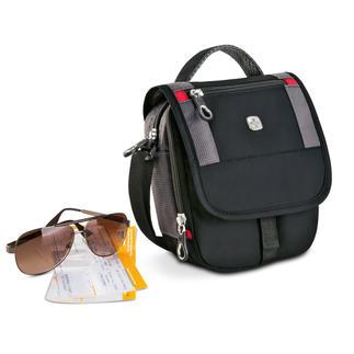 Wenger Mini Boarding-Bag Alles Wichtige immer zur Hand. Die geräumige, gut organisierte Boarding-Bag von Wenger.