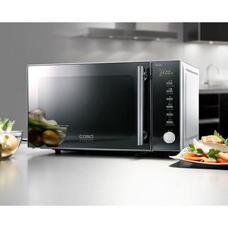2-in-1-Mikrowelle MG20 Ceramic Die Technik professioneller Gastronomie-Geräte – im freundlichen Design.