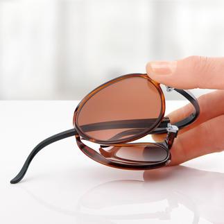 Gloryfy unzerbrechliche Sonnenbrille Optimaler Schutz, beste Sicht: die weltweit erste Sonnenbrille, die komplett unzerbrechlich ist.