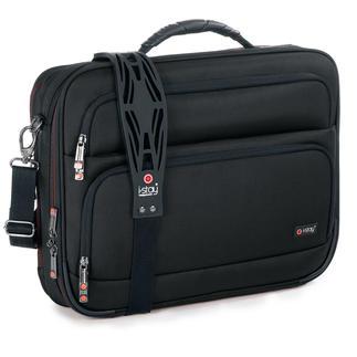 i-stay® Anti-Rutsch-Laptoptasche oder -Taschengurt Erleichtert das Tragen schwerer Laptop-, Schul-, Kamera-, und Reisetaschen.