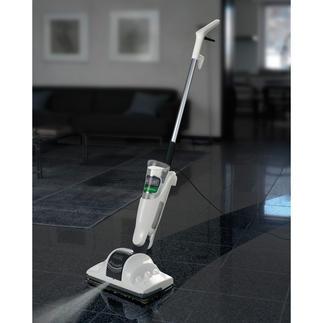 VibraTwin® Bodenreiniger Hygienische Tiefenreinigung ohne Aufwand. Für Ihre Hart- und Teppichböden.