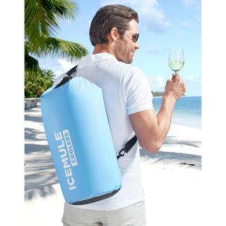 IceMule® Soft-Cooler Der IceMule® kühlt wie eine Hart-Kühlbox, ist aber so bequem wie ein Rucksack - perfekt für unterwegs.