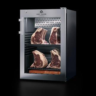 Reifekühlschrank Dry Ager DX 500® oder DX 1000® Bestes Dry-Aged-Beef – hausgereift. Genau nach Ihrem Geschmack. Must-have für Gourmets und Steakliebhaber.