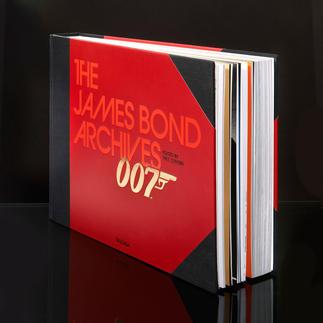 James Bond Archive Geheimakte 007: die lückenlose Dokumentation über den berühmtesten Agenten aller Zeiten.