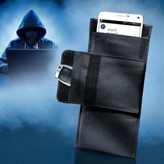 Profi-Abschirmtaschen Für Handy, Smartphone, Tablet und den Laptop: sicher wie 10 m dicker Stahlbeton.
