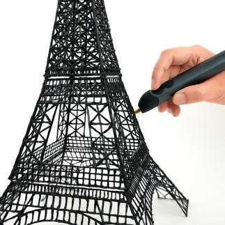 3D Stift Der Stift zum 3D-Zeichnen. Zeichnen Sie dreidimensionale Objekte einfach direkt in die Luft.