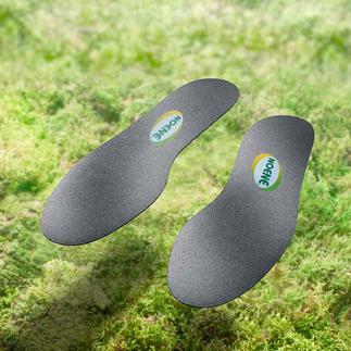 Noene®-Einlegesohlen Hightech-Gelenkschutz für jeden Schuh. Unglaubliche 2 mm (!) flach.