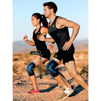PFLEXX® Knie-Trainer, 2er-Set Muskelaufbau rund ums Knie, dank genialer Federkraft – jetzt noch besser.