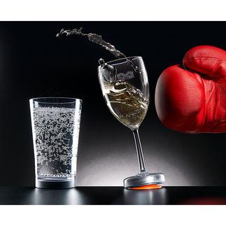 Mighty Mug®-Gläser, 2er-Set Top-Trend in den USA: Gläser, die nie umfallen.