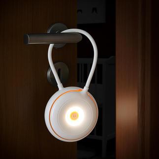 Akku-Vario-Leuchte Genial vielseitig: Tisch-, Hand- und Hängeleuchte in einem. Kabellos.