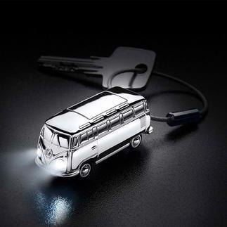 """Schlüsselanhängerlicht """"T1 Bulli 1962"""" Kultobjekt, Talisman, schön als Geschenk: der 62er-T1 VW Bus als Schlüsselringleuchte."""