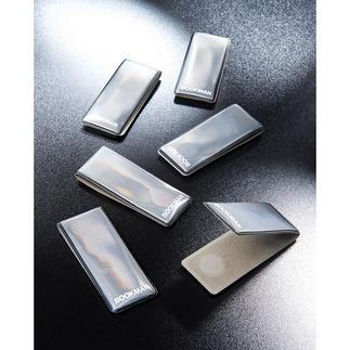 Magnet-Retro-Reflektoren Kleiner Aufwand für ein großes Plus an Sicherheit.