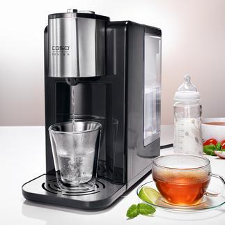 Caso Heißwasserspender HW 400 In 5 (!) Sekunden bereit: für 1 Tasse oder bis zu 2,2 Liter heißes Wasser.