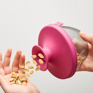 Oxiloc-Snackspender, 3er-Set Im luftdichten Spender bleiben kleine Naschereien länger appetitlich frisch. Mit patentiertem Oxiloc-Schließsystem.