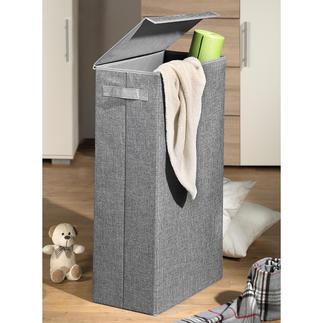 Platzspar-Aufbewahrungsbox Elegant verschwinden Schmutzwäsche, Stuhlpolster, Kinderspielzeug, Sport- und Bastelsachen, ...