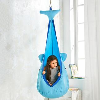 Hängehöhle Wal Dieser Wal wird der neue Lieblingsplatz Ihrer Kinder.