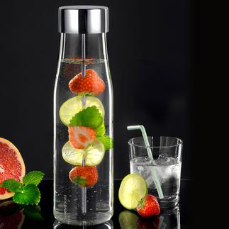 Design-Karaffe MyFlavour Preisgekröntes Design serviert aromatisiertes Tafelwasser spektakulär.
