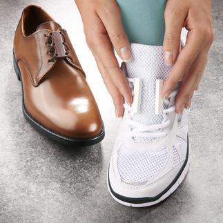 Zubits® Magnet-Schuhbinder Einfach klicken statt mühsam binden. Zubits®, der Magnetverschluss für Schnürsenkel.