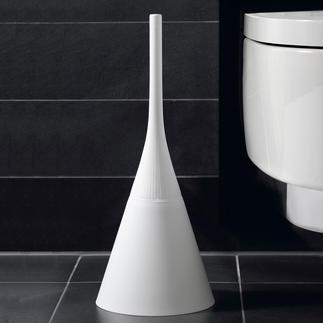 Design-WC-Bürste Kein Vergleich zum funktionalen Look üblicher WC-Bürsten.
