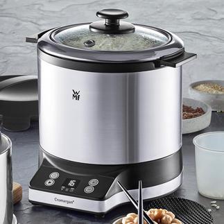 """WMF KÜCHENminis® Reiskocher 3-in-1 auf kleinstem Raum: Reiskocher, Dampfgarer und Lunchbox """"to go""""."""
