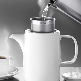 ASA Coffeemaker Klassisch von Hand gebrühter Kaffee ohne Aufwand. Und ohne Kaffeesatz.