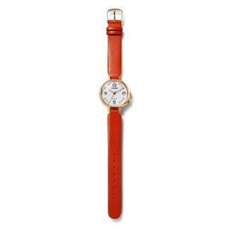 Citizen Damen-Smart-Watch Die analoge Citizen Smart-Watch: Kommuniziert per Bluetooth mit Ihrem Handy. Und braucht weder Batterie noch Ladegerät.