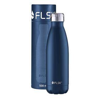 FLSK Isolierflasche Die FLSK-Flasche mit VICC®-Isolier-Technologie: Hält bis zu 24 Stunden kalt und bis zu 18 Stunden heiß.