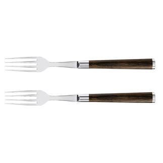 """Shun Premier Steakmesser oder Gabel """"Tim Mälzer"""", 2er-Set Das Original-Steakbesteck aus Tim Mälzers """"Bullerei"""" – jetzt auch für Ihr Zuhause."""