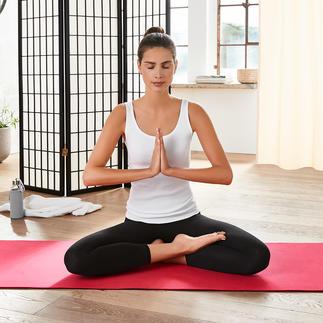 mantrafant Yogamatte Die bessere Yogamatte für Sie – und für unsere Umwelt. Schadstofffrei. Recyclebar. Nachhaltig.
