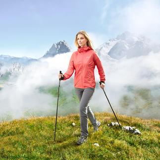 Berghaus Hyper 140 Damenjacke Ultraleicht. Absolut wasserdicht. Extrem atmungsaktiv. Ideal für den Bergsport, beim Laufen, Radfahren, ...