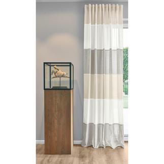 Vorhang Jumbo Stripe XL - 1 Stück Der Bestseller von Gardisette®: