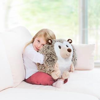 Noxxiez Handwärmer-Kissen Die kuscheligen Gesellen schenken Kindern Geborgenheit. Schmusetier, Handwärmer und Kuschelkissen in einem.