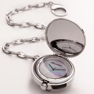 Camico Taschenuhr Einst Prestigeobjekt nobler Herren. Jetzt angesagtes Damen-Accessoire: die Taschenuhr.