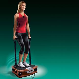 Vibrations-/Massageplatte Ganzkörpertraining bequem zu Hause.
