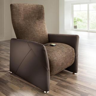 airSeat Relax-Sessel Fluktuierende Luftkissen schaffen einen ungewöhnlich sanften, entspannenden Massage-Effekt.