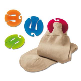 """Sockensammler """"sockstar®"""" Family oder Lavendel Cleverer Sammler hält Socken in der Wäsche paarweise zusammen. Auf Wunsch mit frischem Lavendelduft."""