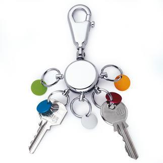 Key Organizer Einfach auf Knopfdruck. Immer die richtigen Schlüssel zur Hand.