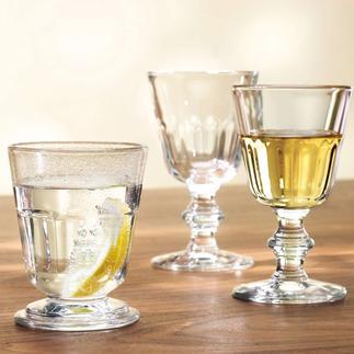 Périgord-Gläser, 6er-Set Ideal auch für Krabbencocktail, Mousse au chocolat, Vanilleeis, Zitronensorbet, Obstsalat, ...