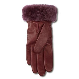 UGG® Lederhandschuhe Nobel. Ladylike. Und schön warm: Lederhandschuhe der Kultmarke UGG® Australia.