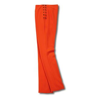 Strenesse Blue Marlenehose Wichtige Farbe: Orange. Richtige Form: Marlene. Neues Material: Jersey.