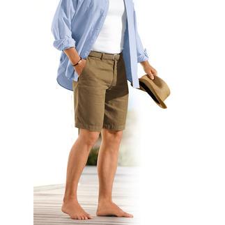 Henry Cotton's Leinen-Shorts Shorts sind in – doch luftig-leichte aus Leinen schwer zu finden. Von Henry Cotton's.