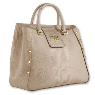 cavalli CLASS Reptil-Bag Heute topaktuell, bald schon ein begehrter Design-Klassiker: cavalli CLASS Reptil-Bag.