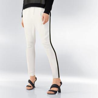 CostumeNemutso Pantaloni bianco Die perfekte weiße Hose im Sommer 2015: Lässige Weite. Fließender Stoff. Sportive Eleganz.