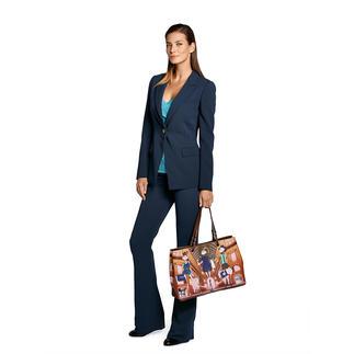 Versace Collection Anzug-Blazer oder -Schlaghose Versace Collection macht den unkomplizierten Businessanzug zum modischen Highlight.