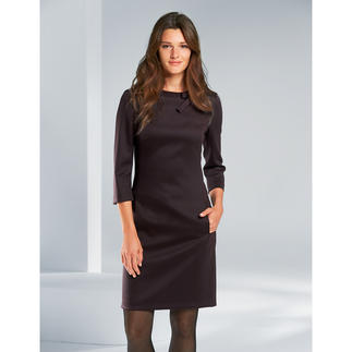 "Strenesse Keep-it-simple-Kleid ""Keep it simple"" ist die Devise für Kleider. Strenesse beherrscht den Clean-Chic perfekt."