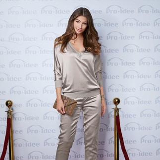Sly010 Wende-Sweater oder -Joggpants Die luxuriöse High-Fashion-Variante des Jogginganzugs kommt vom Berliner In-Label Sly 010.