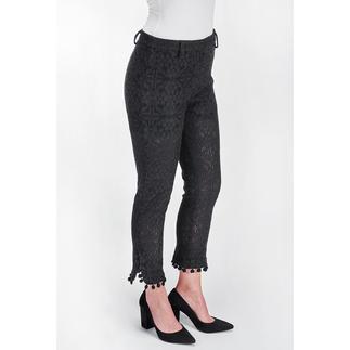 TWINSET Lace-Pants Statement-Piece Spitzen-Hose: Bei TWINSET elegant und ladylike.